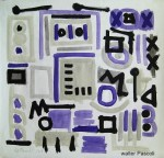 Art abstrait, peinture