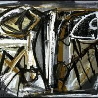 "Antonio SAURA : "" Autoportrait """