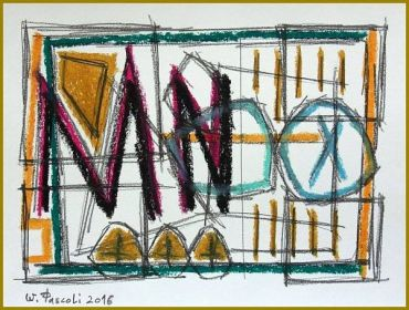 art contemporain, peinture