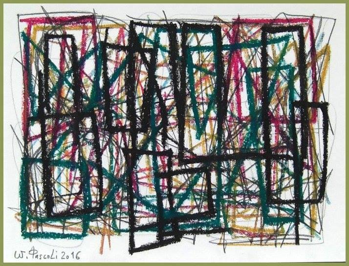 art contemporain, peintures